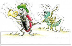 Musizierende Käfer