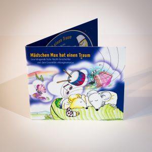CD Mäuschen Max hat einen Traum